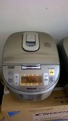 Nồi cơm điện cao tần IH National Sr-Hg10J5