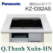 Bếp từ panasonic nhật bản KZ-D32AS2 tại Thanh Xuân
