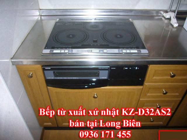 Bếp từ Panasonic KZ-D32AS nhật bản tại Long Biên