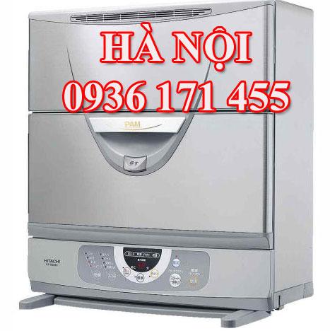 Máy rửa bát nội địa nhật Hitachi tại Hà Nội