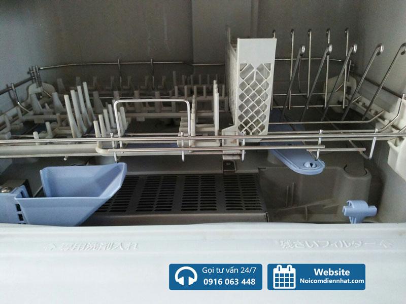 Máy rửa bát nội địa nhật Tosshiba DWS-600C